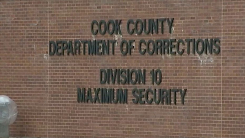 Chicago jail releases over 1,300 inmates to prevent spread of COVID-19
