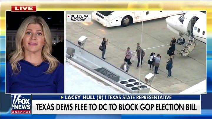 Texas legislators 'can't do anything' with election bill until Democrats return: Texas state representative