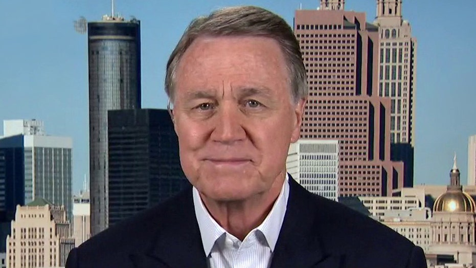 Georgia Sen. David Perdue to quarantine with crucial runoff vote just days away