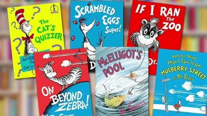 eBay de-lists some Dr. Seuss books deemed offensive