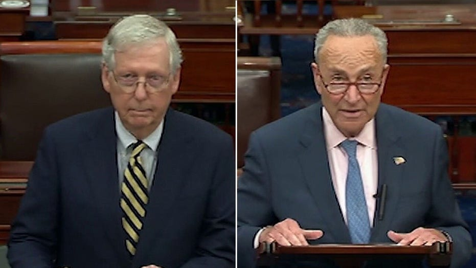 .Supreme Court battle looms between Republicans and Democrats in the Senate