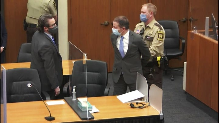 Derek Chauvin verdict: Guilty on all charges in death of George Floyd