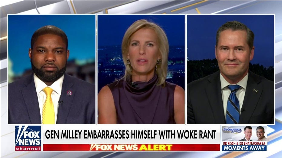 Rep. Donalds blasts Gen. Milley's defense of critical race theory in military: 'Gov't shouldn't be funding it'