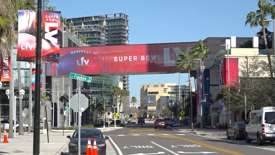 Super Bowl LV expected to provide boost to Tampa economy