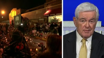 Gingrich: Democrats undermining the ability of police to function