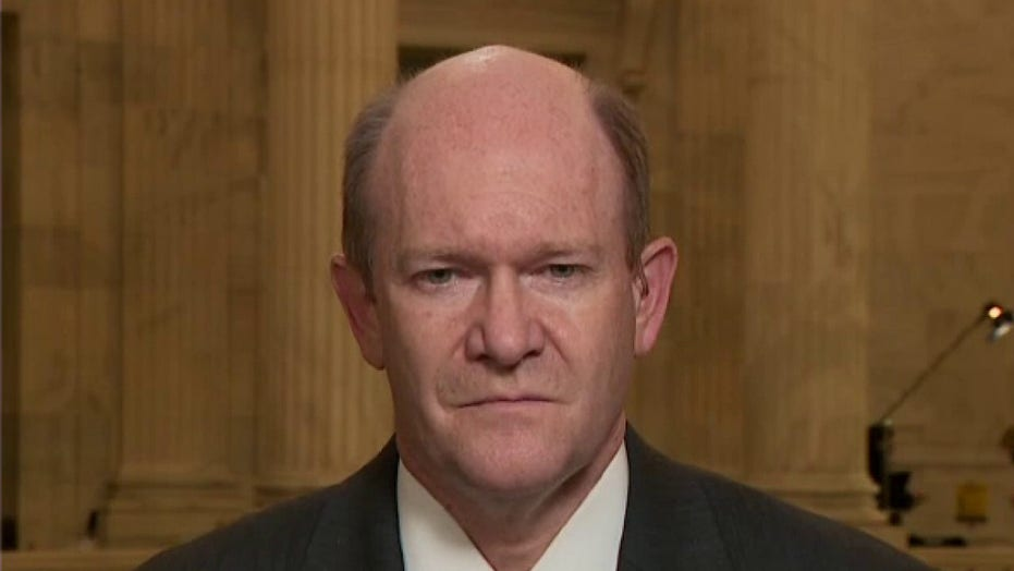 After Barrett confirmation, Coons calls for effort to 'rebalance' federal courts