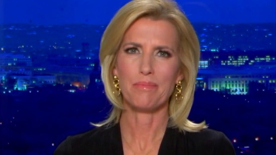 Ingraham: Conservatives must oppose 'ruinous and divisive' Biden with 'passion,resolve, and good cheer'