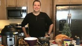 Celebrity chef George Duran shares tips for your Thanksgiving feast
