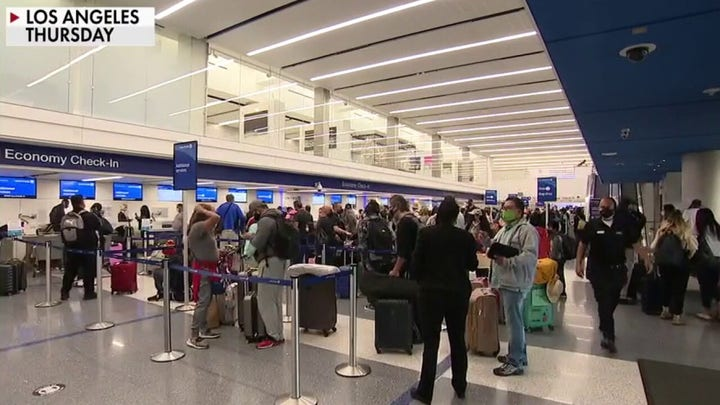 Busy airports signal that travel is back in a major way: TripAdvisor CEO