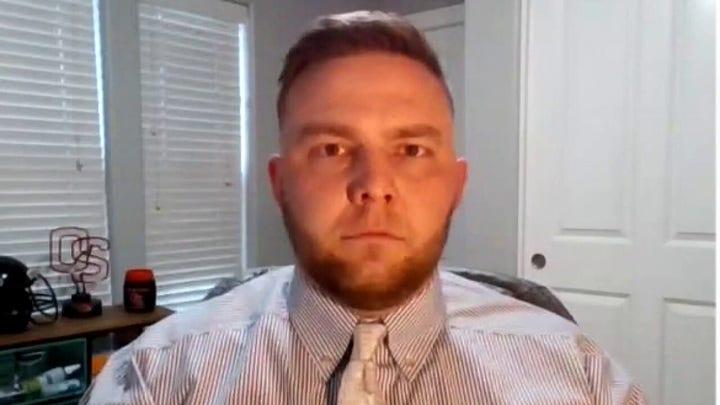 Oregon Trooper suspended after anti-vaccine mandate video