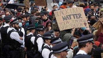 DC Mayor Bowser unveils 'Black Lives Matter Plaza' near White House