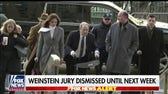 Judge in Harvey Weinstein trial orders deliberations to continue after jurors reach verdict on 3 of 5 counts