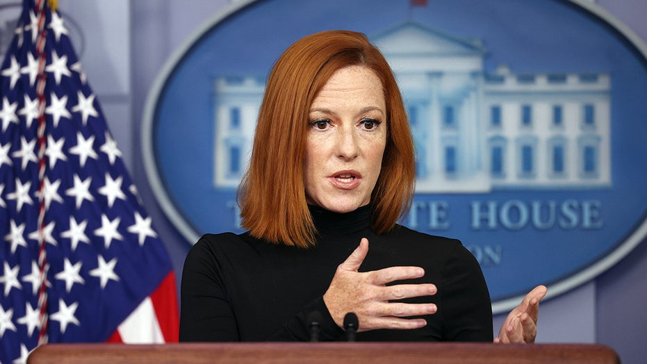 Psaki acknowledges Biden spending carries a cost, says wealthy to 'pay more' to cover expense