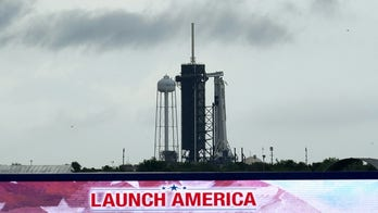 Too much electricity in atmosphere grounds historic NASA-SpaceX launch