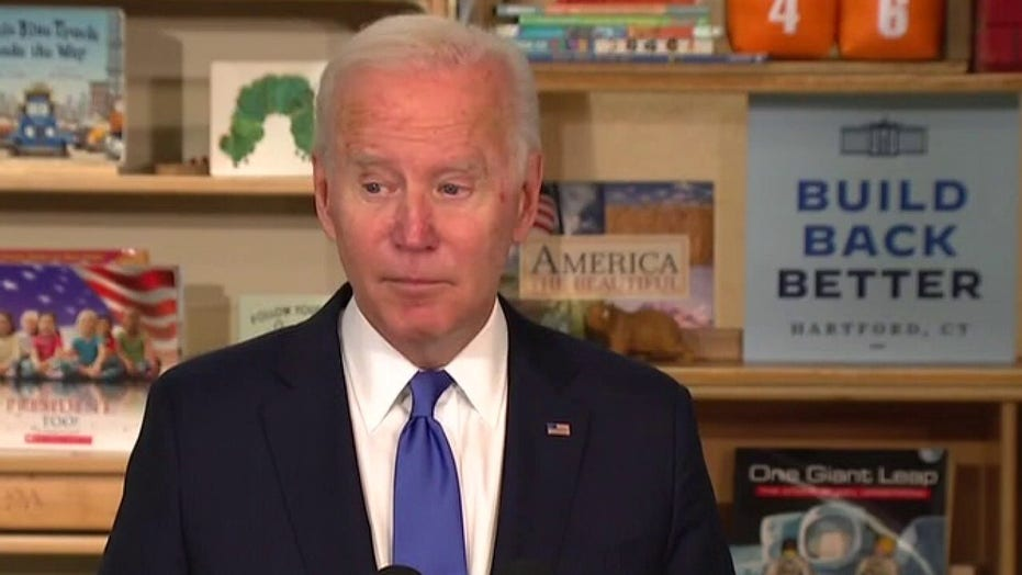 Biden blamed Trump 'leadership' for shortages during COVID, won't accept blame now as leader: 'The Five'