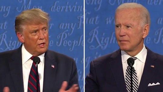 Jason Rantz: At debate Biden gave right answer on defunding police -- and it'll hurt him