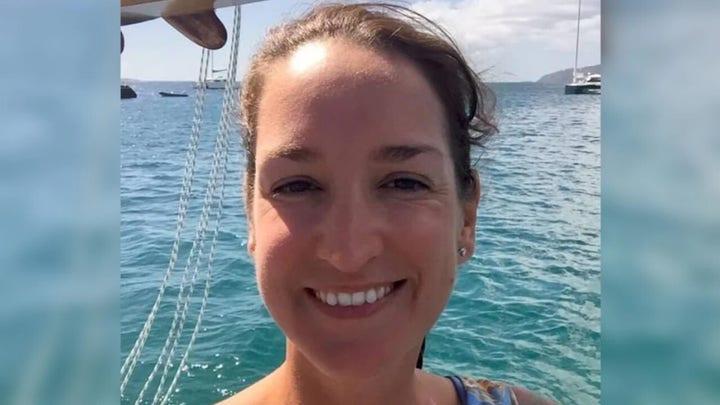 Friend of woman missing from yacht in Virgin Islands speaks out