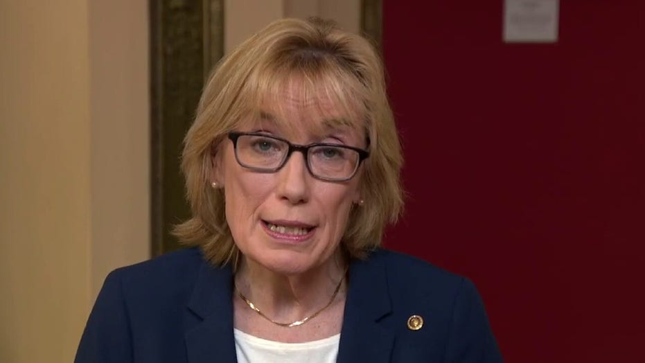 Sen. Maggie Hassan's emotional story about COVID-19's impact on her family