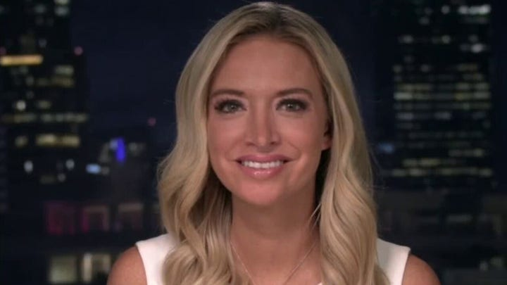 Kayleigh McEnany blasts CNN's Brian Stelter as a 'leftist lapdog'