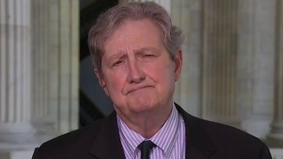 Sen. Kennedy chastises Portland mayor's handling of protests