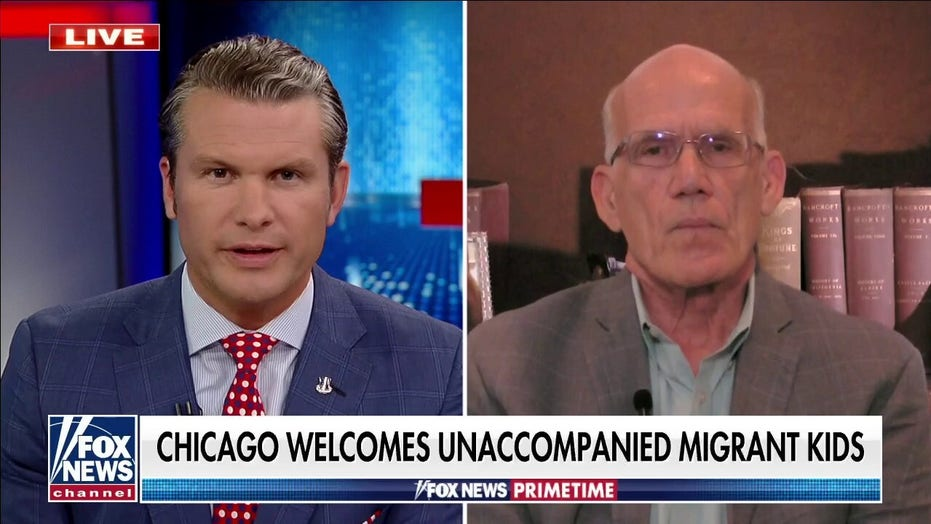 Victor Davis Hanson on US attitude on illegal immigrants: We prefer them over our own citizens