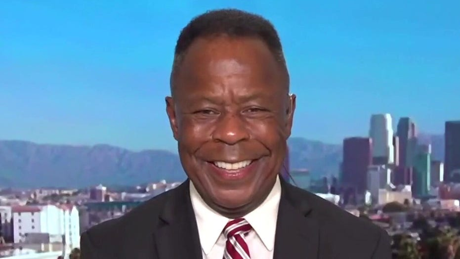 Leo Terrell slams Newsom's claim of 'significant decline in crime'