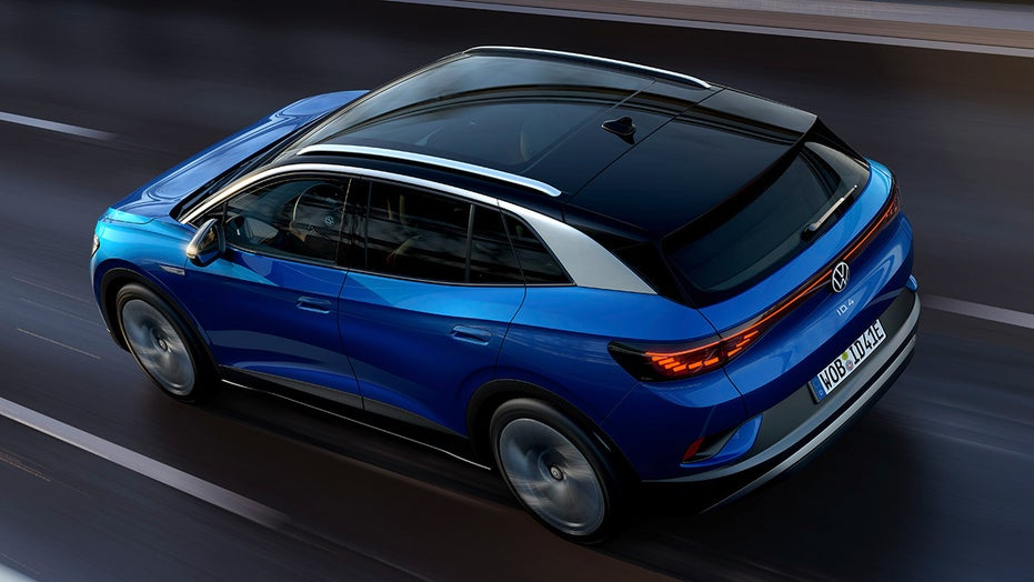 Volkswagen ID.4 electric SUV revealed with free charging deal | Fox News