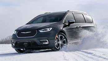 Test drive: 2021 Chrysler Pacifica AWD