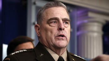 Top US general says COVID-19 likely occurred naturally but is not certain
