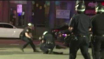 Activists threaten to sue New York City Mayor Bill de Blasio over curfew