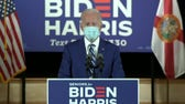 Biden sounds like a PSA pitchman while speaking to Florida voters