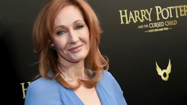 Left-wing rage mob targets author J.K. Rowling for believing there are two biological sexes