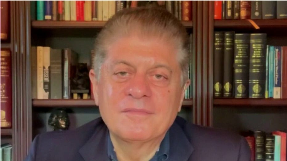 Judge Napolitano slams Dems on court packing: 'Appalled at any effort to turn the Supreme Court into a super-legislature'