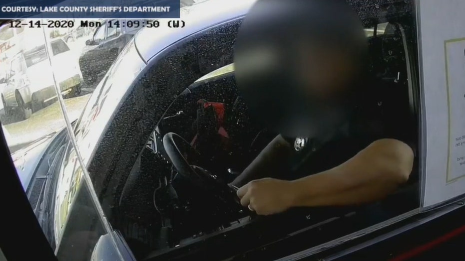 Murder suspect's escape from custody at McDonald's drive-thru caught on video