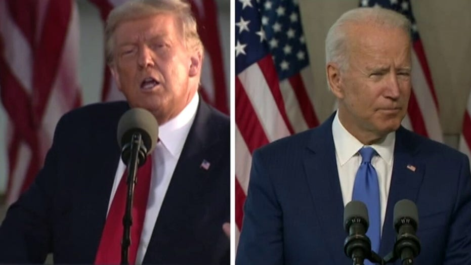 'The Five' preview first presidential debate between Biden, Trump