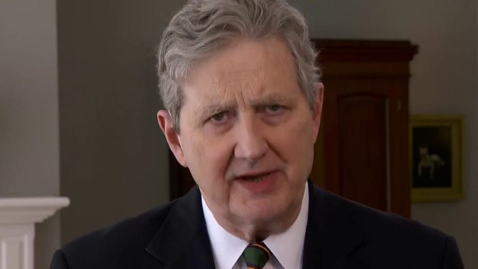 Sen. Kennedy blasts MLB commissioner: 'Go to Amazon, buy a spine and answer questions'