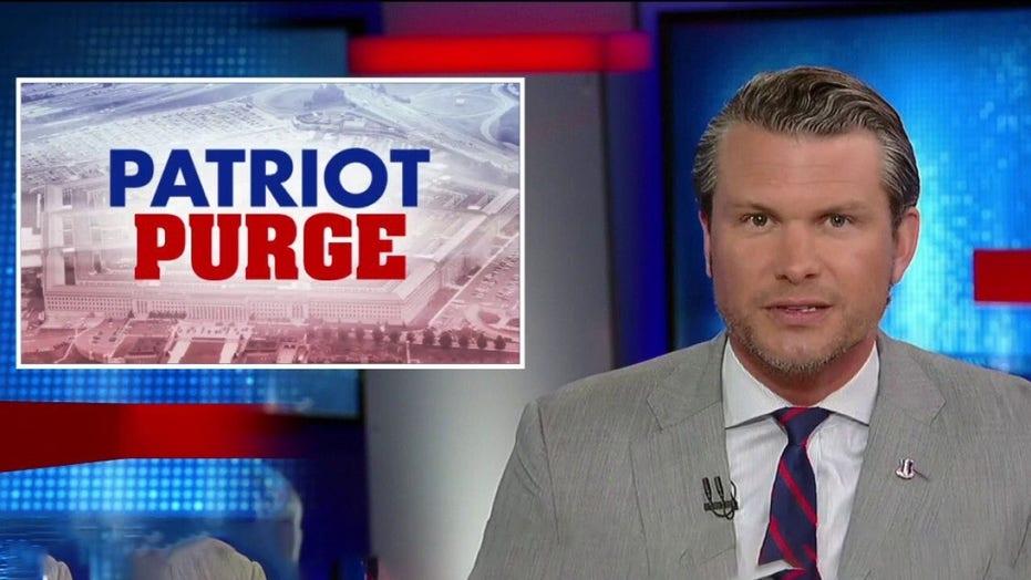Pete Hegseth: Meet Bishop Garrison, the Pentagon's 'newly minted MAGA purge man'
