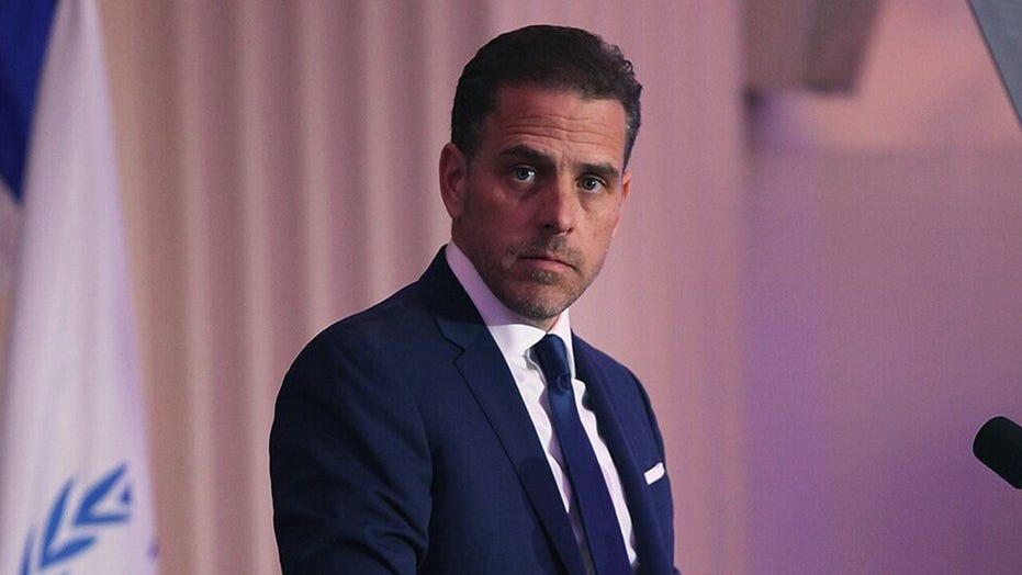 Sarah Sanders says liberal media covered up for Hunter Biden during father's presidential campaign