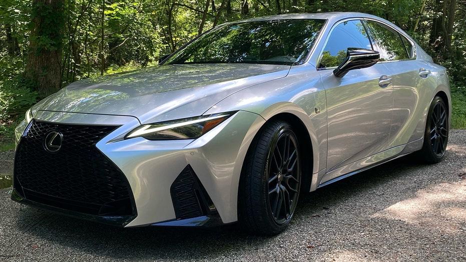 Test drive: 2021 Lexus IS 350 F-Sport