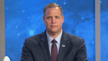 NASA Administrator Jim Bridenstine on whether Isaias will impact Crew Dragon's return from ISS