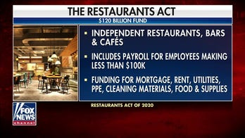 Restaurant owners in Washington, D.C., 'fed up' with lockdowns, layoffs