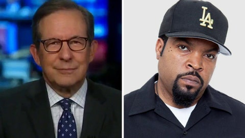Chris Wallace previews 'Fox News Sunday' interview with Ice Cube