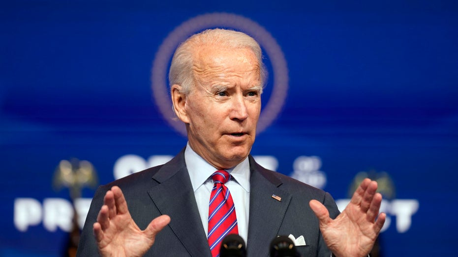 7 things Joe Biden promised to do his first day in office