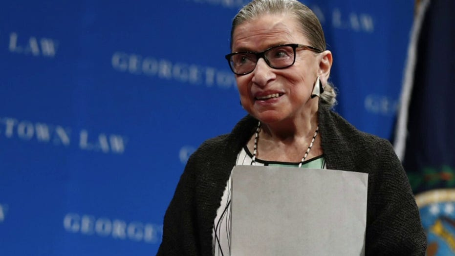 President Trump, Democrats in Supreme Court showdown over replacing Ginsburg