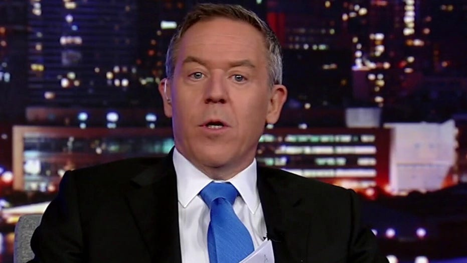 Gutfeld: Media played up mask angle as a way to split country in half