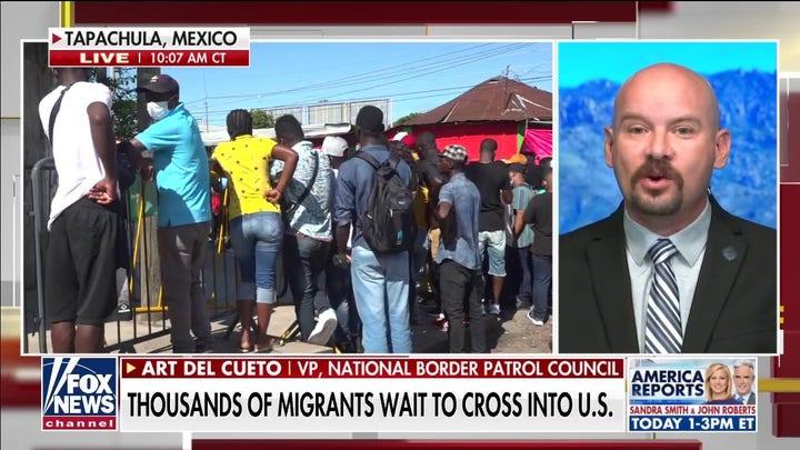 Art Del Cueto: Nearly 1 million illegal immigrants released under Biden admin