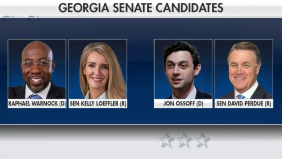 LIVE UPDATES: Here's where Georgia runoff candidates stand ahead of Tuesday vote