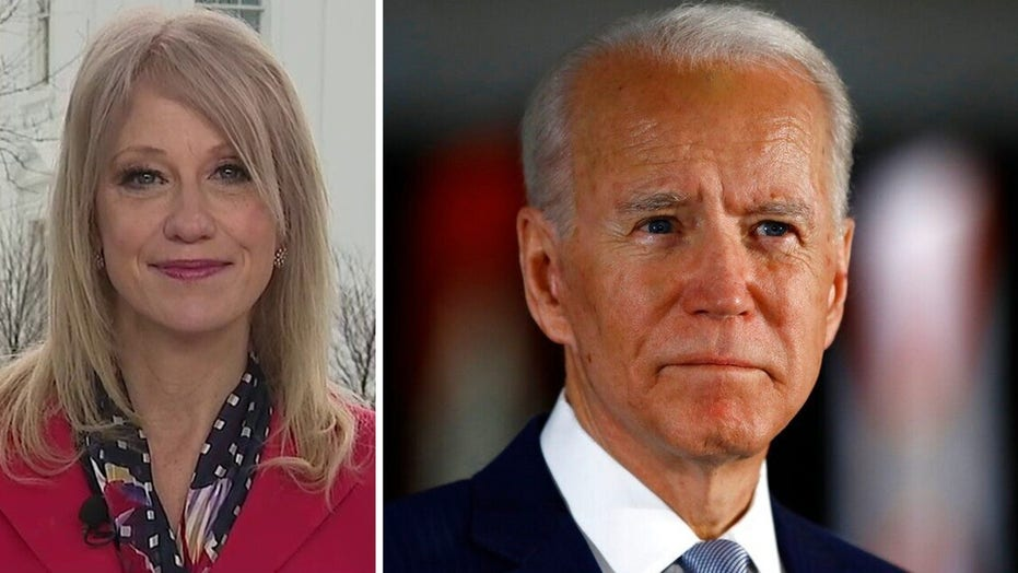 Conway: Biden should be calling White House to offer support in fighting COVID-19