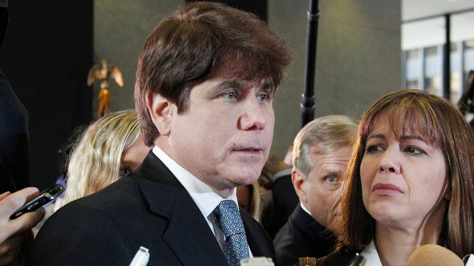 Blagojevich out of prison after commutation