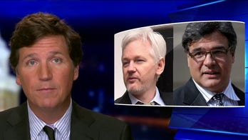Tucker: McConnell reportedly preventing potential Assange pardon